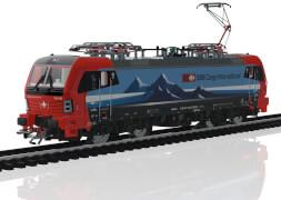 H0 E-Lok BR 193 SBB Cargo Int.