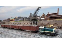 H0 Diesellokomotive BR 333 (Köf III) DB