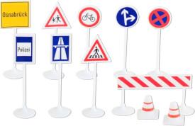 Speedzone Verkehrszeichen, W135 x H182 mm