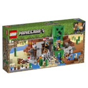 LEGO® Minecraft 21155 Die Creeper# Mine