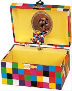 Spieldose Elmer© Bunt