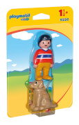 Playmobil 9256 Mann mit Hund