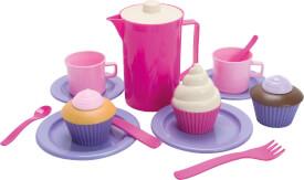 Cupcake-Set im Netz, 20 teilig für Kinder