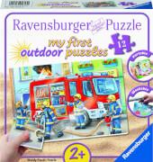 Ravensburger 06155 Rahmenpuzzle Paw Patrol Familienfoto 37 Teile