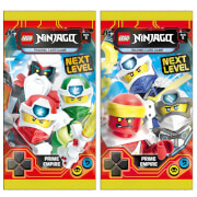 LEGO Ninjago 5 ''Next Level'' Trading Cards