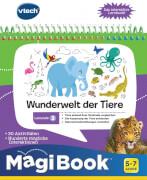 Vtech 80-481004 Lernstufe 3 - Wunderwelt der Tiere, ab 5 - 7 Jahre