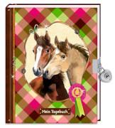 Tagebuch: Mein Tagebuch - Pferdefreunde