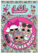 L.O.L. Surprise! 1000 Sticker-Buch