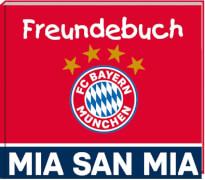 FCB Bayern Freundebuch 2019/2020