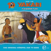 CD Yakari 34: Flieg.Fuß