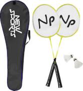 New Sports Badminton-Set Junior in Tasche, 56 cm