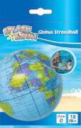 Splash & Fun Strandball Globus, # ca. 25 cm, ab 3 Jahren