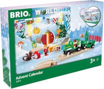 BRIO 63381400 Advent Calendar 2019