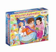Adventskalender Magic Dough