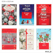 Depesche 8622 Fröhliche Weihnachtsgrüße Klappkarten