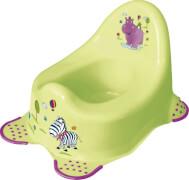 Keeeper Babytopf Deluxe Hippo, lime
