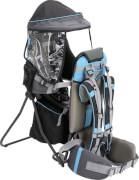 Fillikid Rückentrage ''Explorer'', belastbar bis 20 kg, grau-blau
